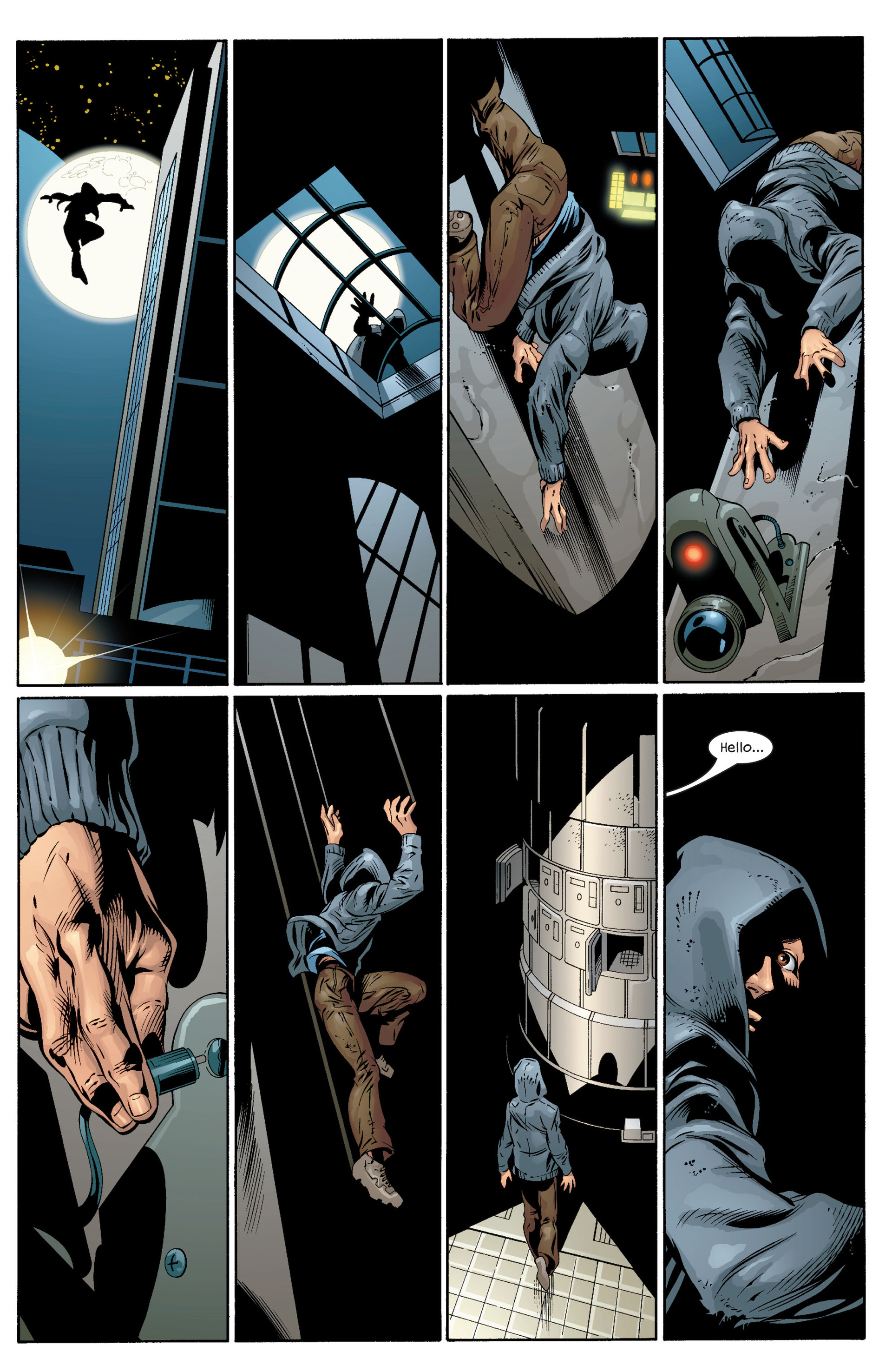 Read online Ultimate Spider-Man (2000) comic -  Issue #39 - 16