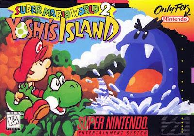 Rom de Super Mario World 2 - Yoshi Island - SNES -,Em Português - Download