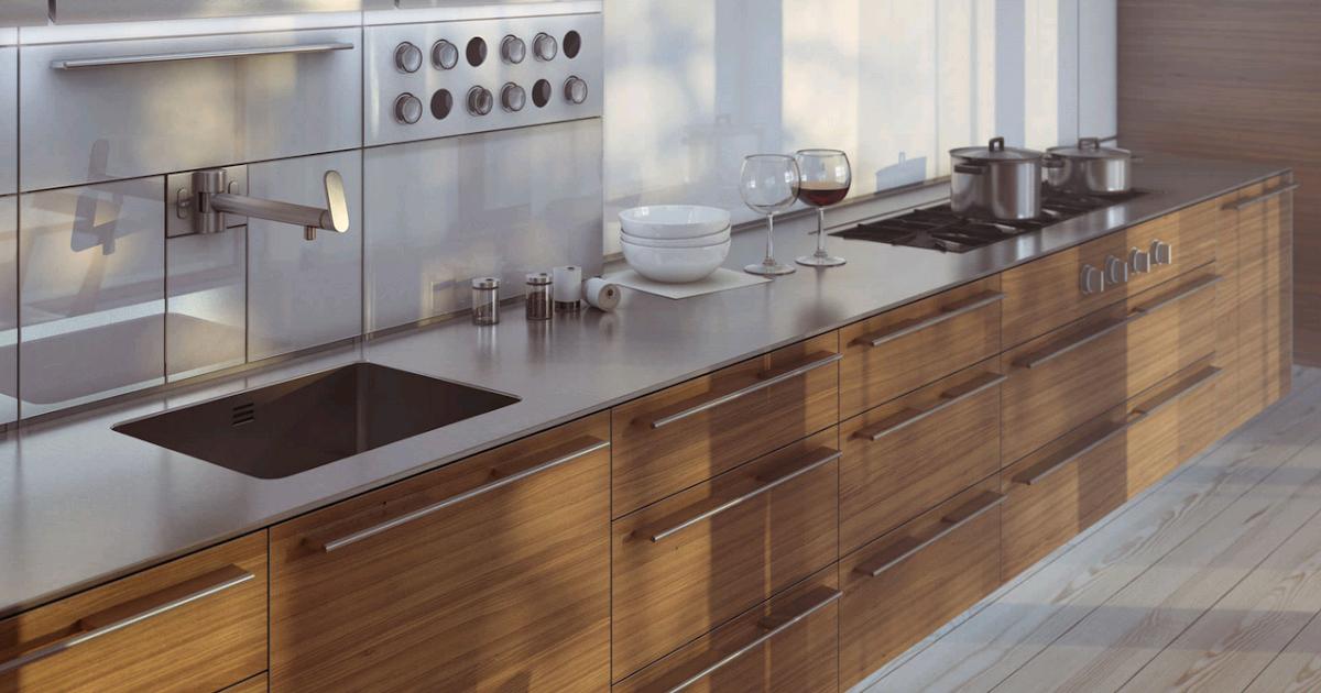 Consigli d 39 arredo 6 consigli utili per progettare bene la - Progettare la cucina ...