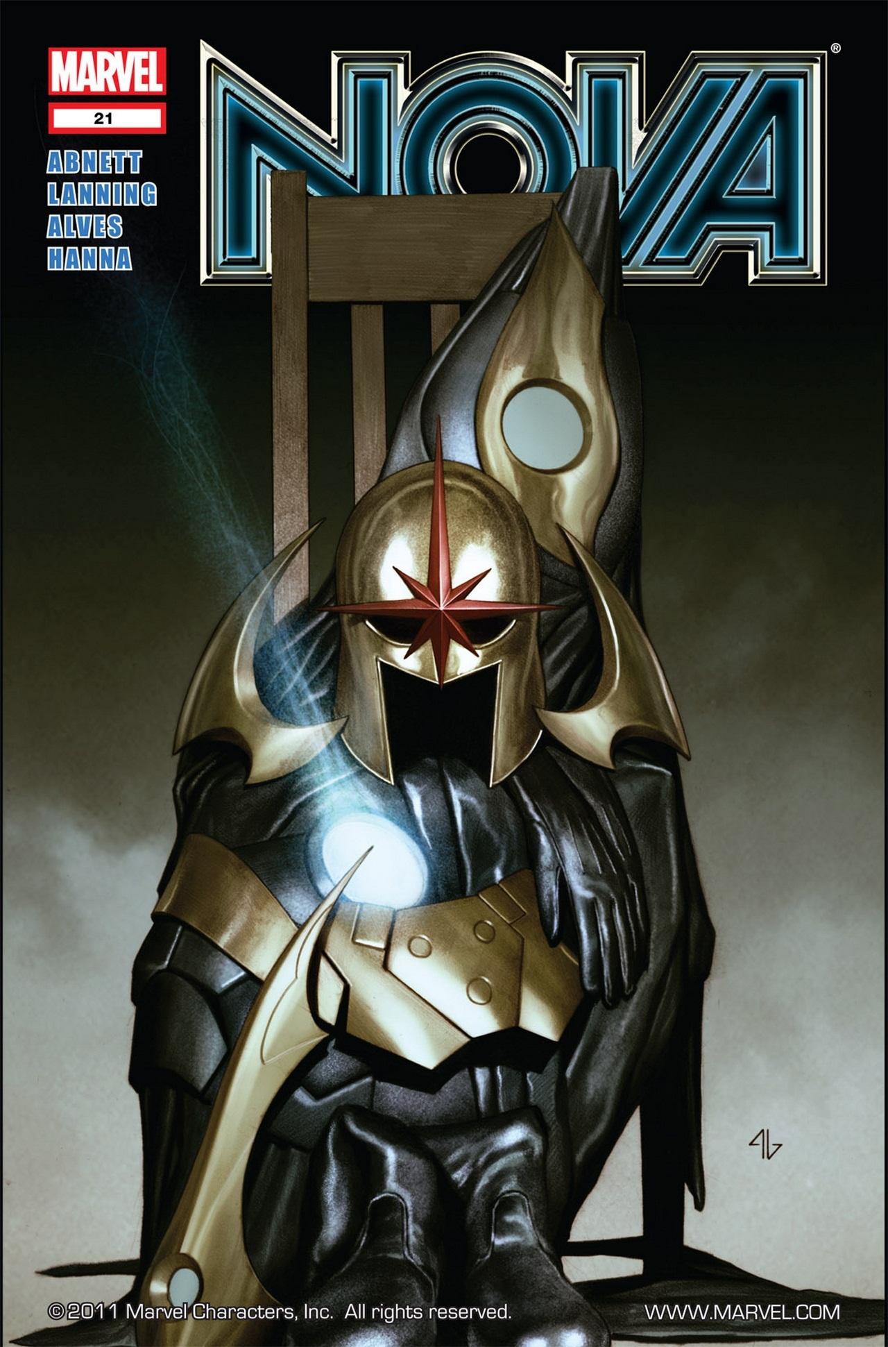 Nova (2007) issue 21 - Page 1
