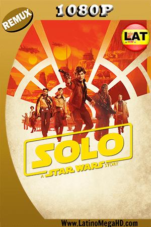 Han Solo: Una Historia de Star Wars (2018) Latino HD BDRemux 1080P - 2018
