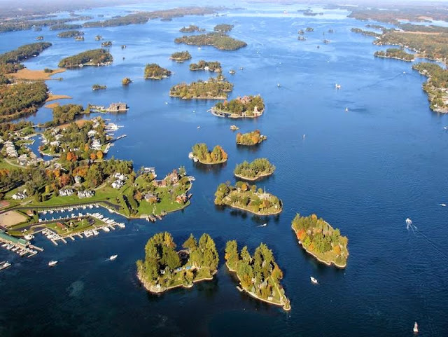 """क्या आप जानते है इन 1000 द्वीप को कहा जाता है """"देवताओं के गार्डन"""""""