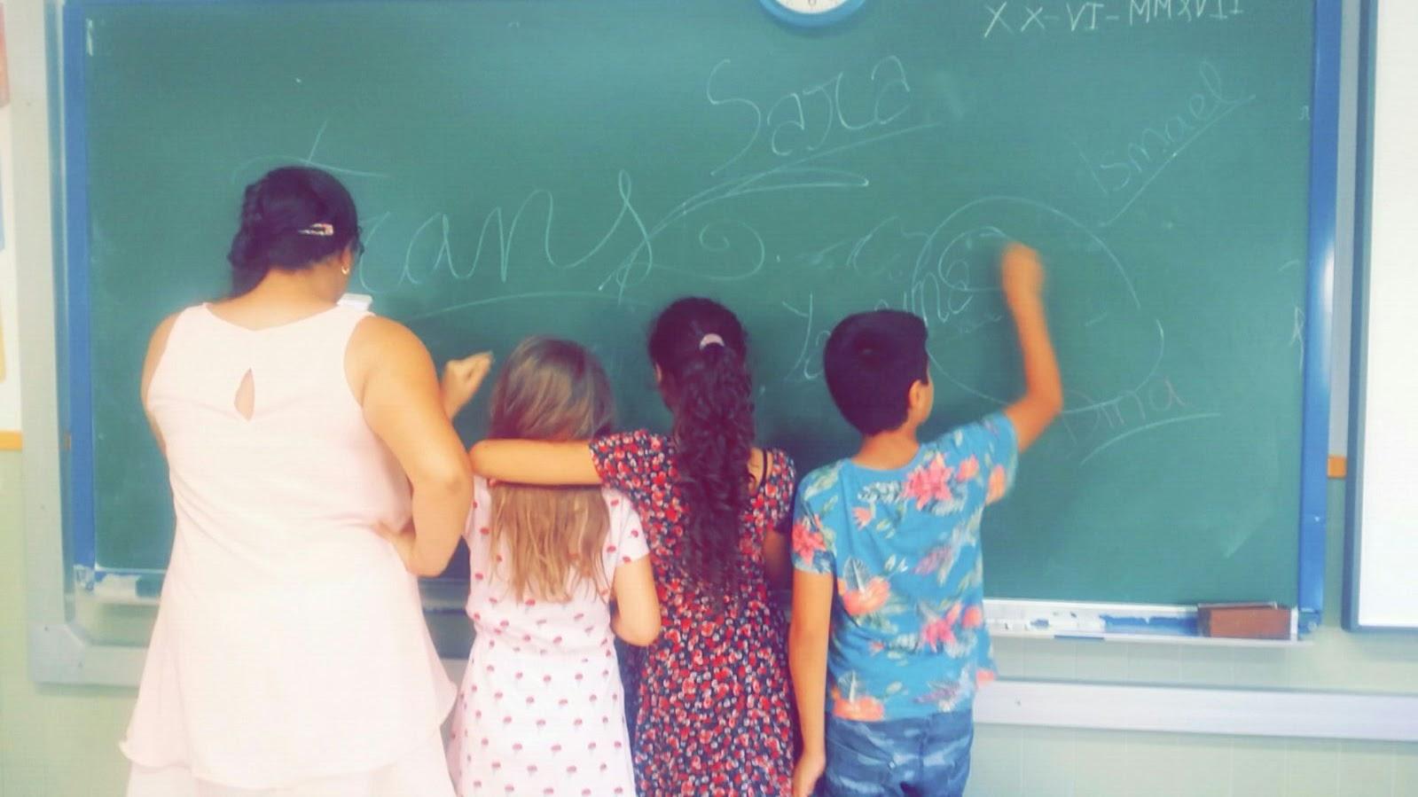 TRANS - Refuerzo Educativo. Mis niños