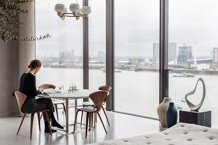 The Abode by Cereal in Greenwich Peninsula