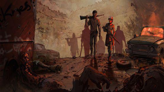 The Walking Dead A New Frontier screenshot 3