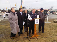 Rob Ford with council colleagues - subway announcement 2012 by HiMY SYeD via Wikimedia Commons