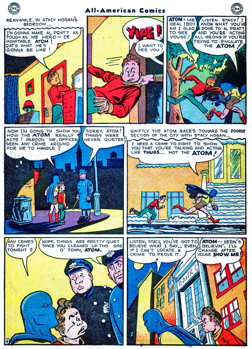 Read online All-American Comics (1939) comic -  Issue #70 - 20