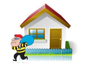 Pastikan rumah jangan sampai terlihat kosong
