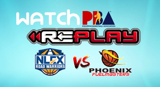 Video List: Phoenix vs NLEX game replay January 7, 2018 PBA Philippine Cup