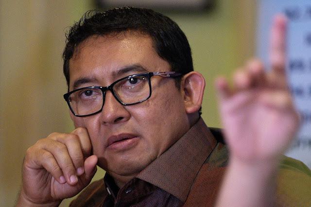 Bantahan Fadli Zon Soal Isu Makan Bersama Admin Muslim Cyber Army