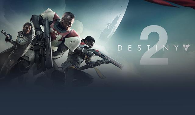 Destiny 2 ya disponible para ordenadores