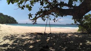 Peta Pantai Sendiki, Pantai Terindah di Jawa Timur, Pantai Sendiki Malang Selatan