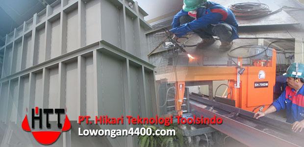 Lowongan Kerja PT. Hikari Teknologi Toolsindo Cikarang
