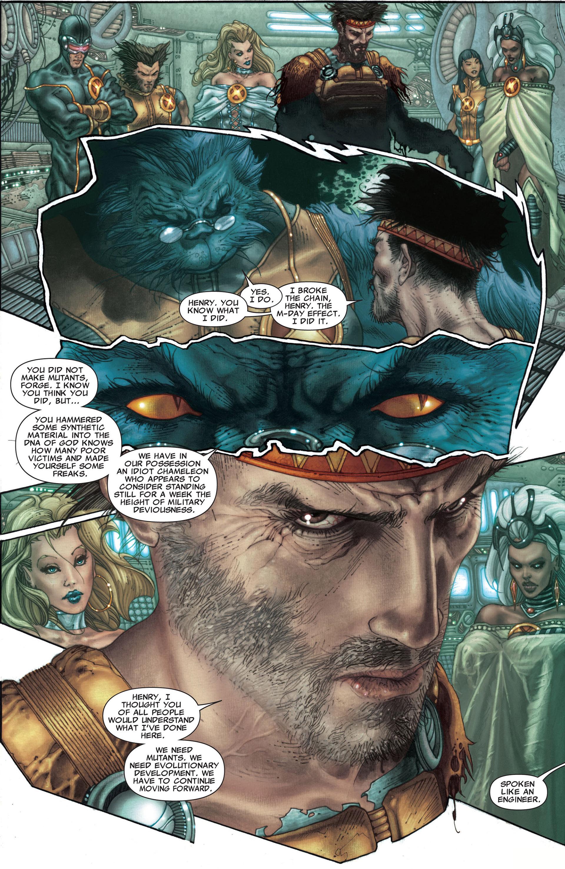 Read online Astonishing X-Men (2004) comic -  Issue #30 - 4