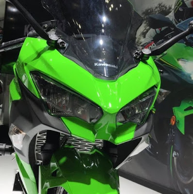 Wajah New Ninja 250