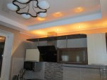Очень красивая подсветка потолка