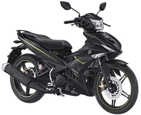 Warna baru Yamaha MX-King Lebih Gagah dan Sporty