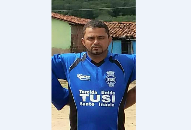 Edilânio Correia da Silva, 32/Imagem arquivo familiar