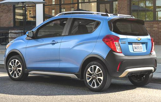 2019 Chevrolet Spark Review