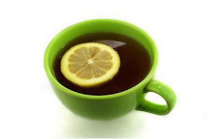 tasse de grog citron et miel
