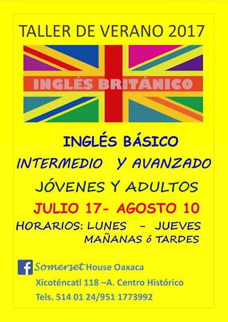 Inglés Británico Oaxaca