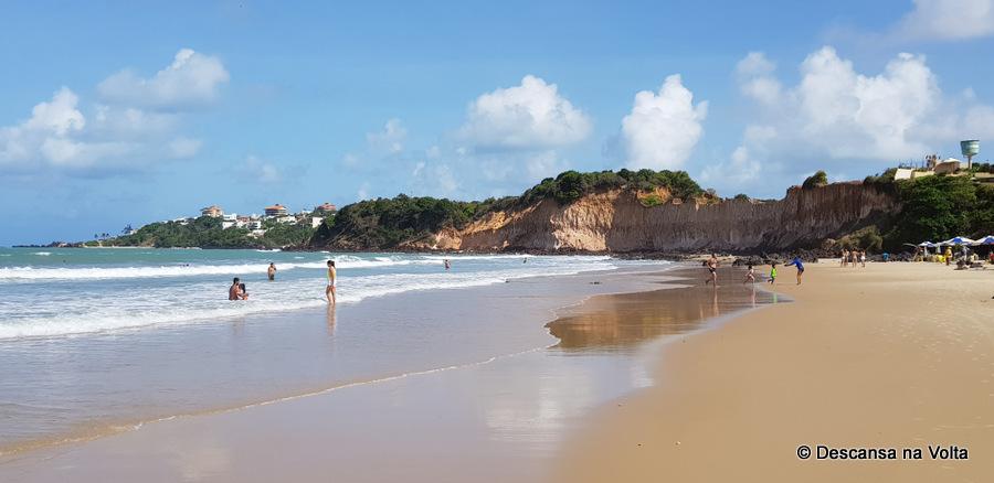 Praia de Cotovelo City tour Natal