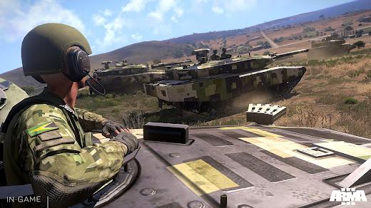 AAFの新兵器 MBT-52 Kuma
