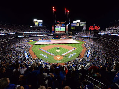 centerfield maz: Remembering Mets History (2015): World