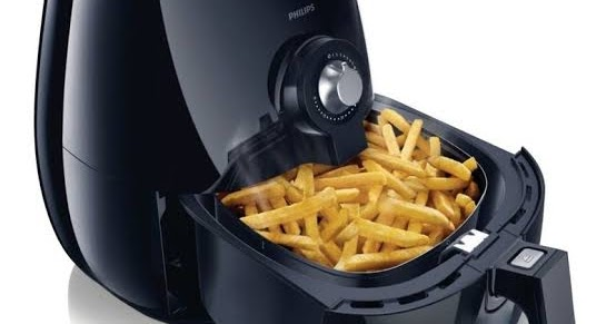 Air fryer- A Healthy way to cook your Food