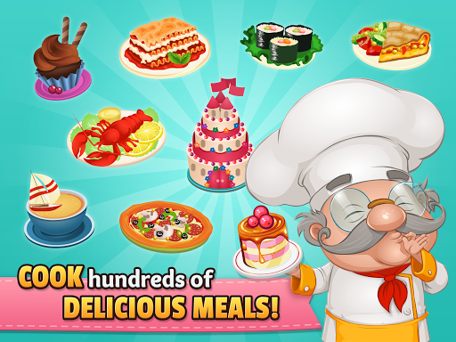 Cafeland – World Kitchen v1.5.2 (Mod Apk Money)