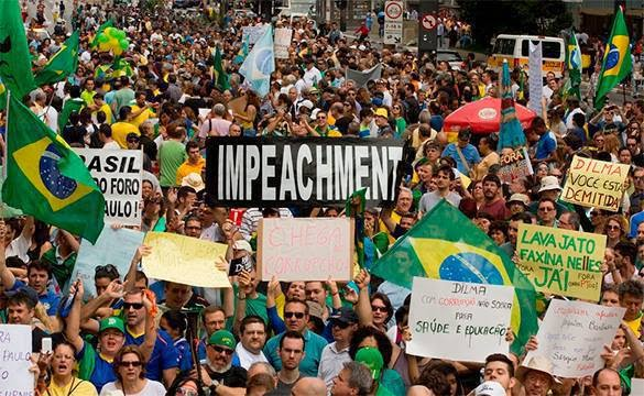 A influencia da politica nas Olimpiadas do Rio de Janeiro by Laura Argueta
