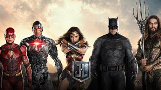 liga de la justicia: nuevas imagenes promocionales con superman y flash