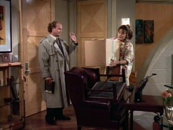 Frasier - Season 1 Episode 02: Space Quest