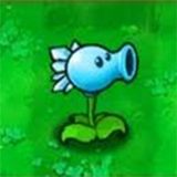 plants vs zombies Hielaguisantes (Snow Pea)