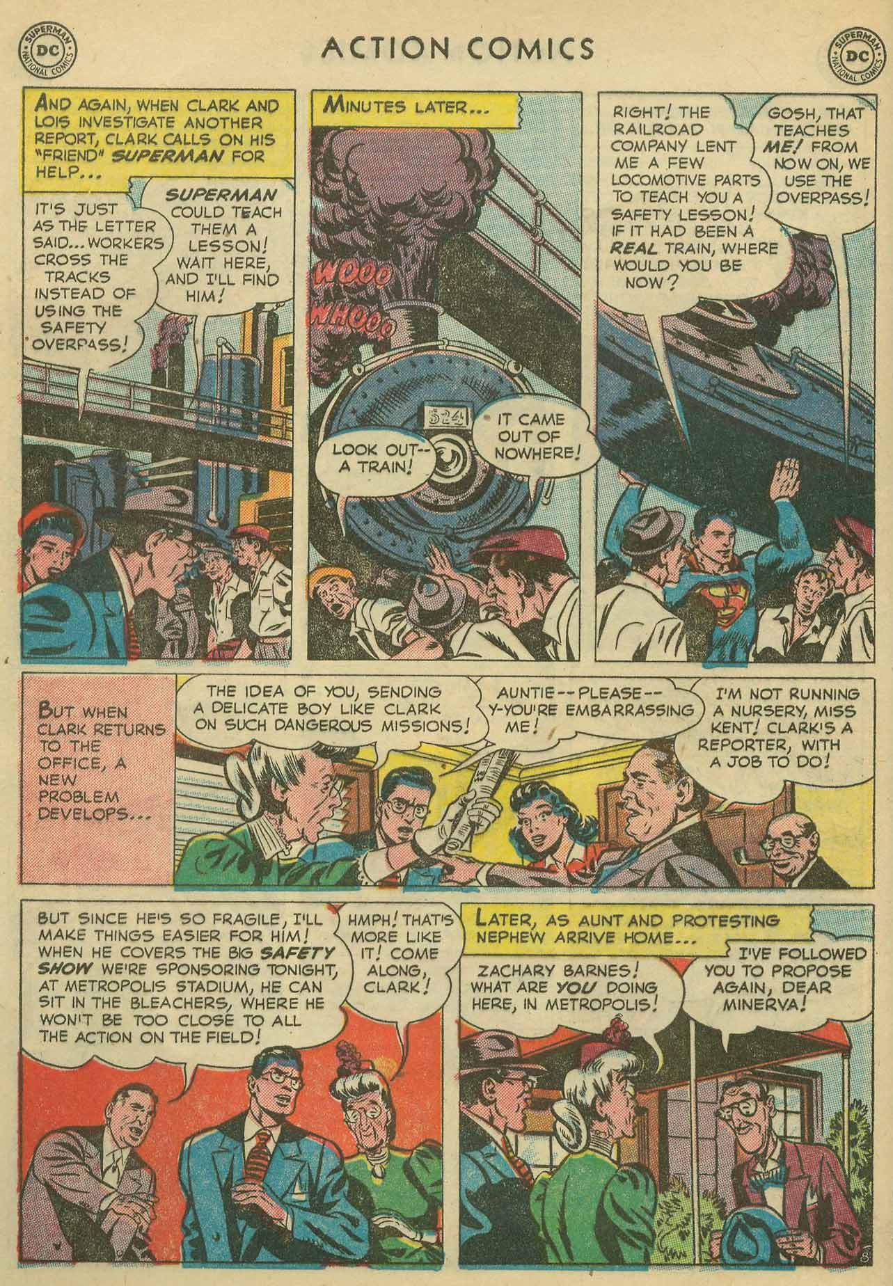 Action Comics (1938) 160 Page 9