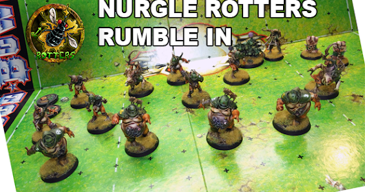 What's that smell? The Nurgle Rotters Rumble in