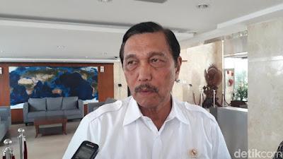 Luhut: Setelah Jadi, Bandara Kediri Diserahkan ke Pemerintah - Info Presiden Jokowi Dan Pemerintah