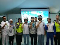 Astra Motor Honda Kampanyekan #CARI_AMAN Di SMA Bina Mulia, Pontianak