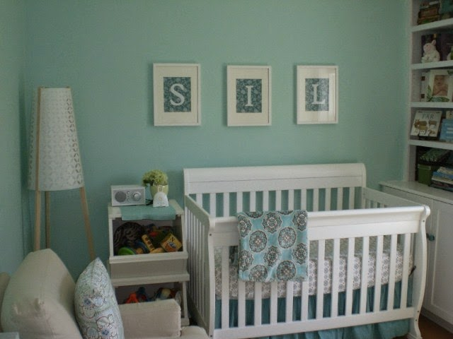 baby boy bedroom painting ideas