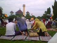 Sholat Id Kabupaten Batang