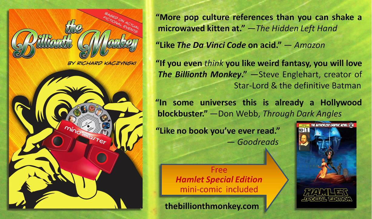The billionth monkey 2016 spare a tree feed a writer the billionth monkey ebook is only 99 this earth day weekend available in kindle ibook and nook formats fandeluxe Choice Image