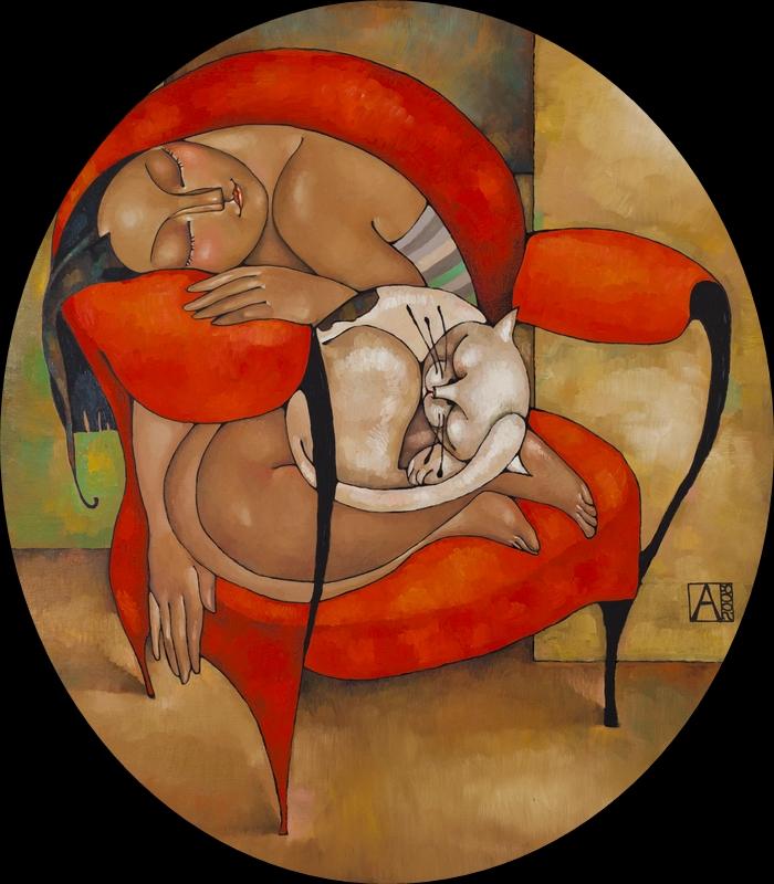Abdalieva Akzhan [Акжана Абдалиева] | Kazakhstan painter