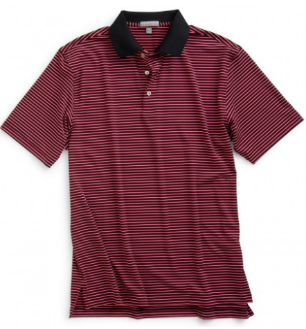 Marriott Stripe Stretch Jersey
