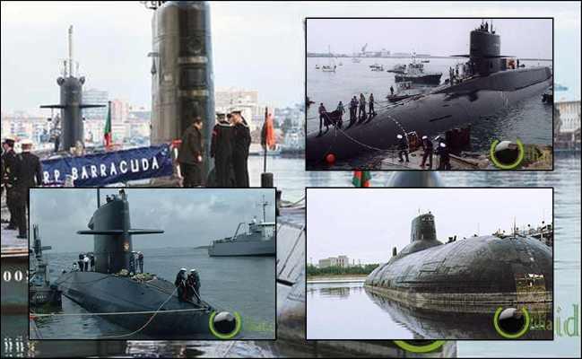 10 Jenis Kapal Selam Pasca perang Dunia ke 2