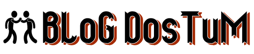 Blog Dostum
