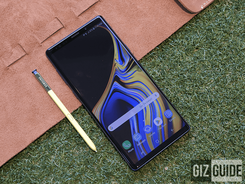 Samsung Galaxy Note9 Review - Nearest to Perfection so far!