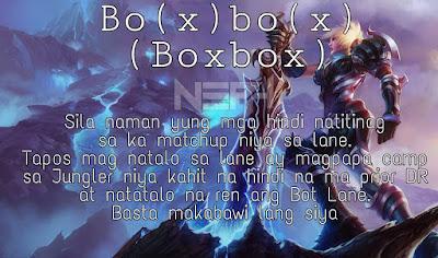 boxbox riven LOL