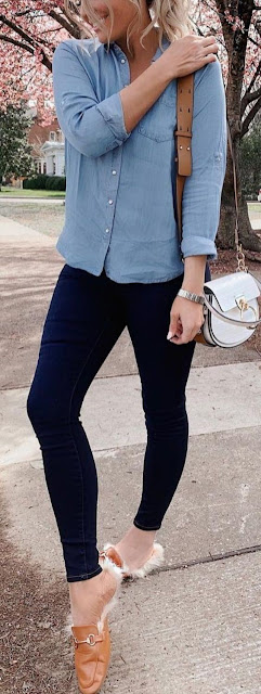 Pretty Spring Outfits To Copy Right Now