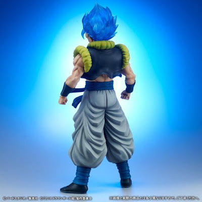 "Super Saiyan God Super Saiyan Gogeta 1/4 Gigantic Series de ""Dragon Ball Super: Broly"" - X-Plus"