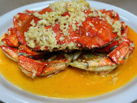the cajun crawfish